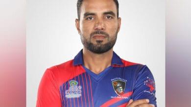 Photo of Afghan batsman Najeeb Tarakai dies in car mishap