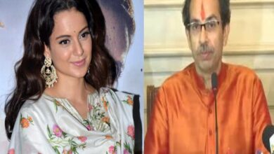 Photo of War of words: Kangana calls Uddhav Thackeray worst product of nepotism