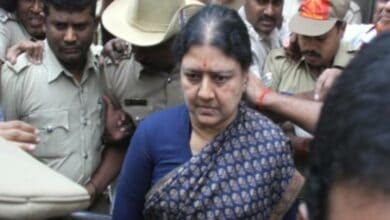Photo of V.K. Sasikala assets worth 1500 crore seized