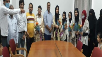 Photo of Mangaluru: Shaheen's Falcon PU College felicitates NEET achievers