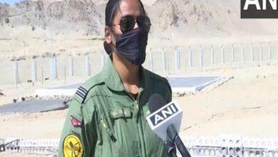 Photo of Well prepared to take on adversaries, say IAF pilots: Ladakh