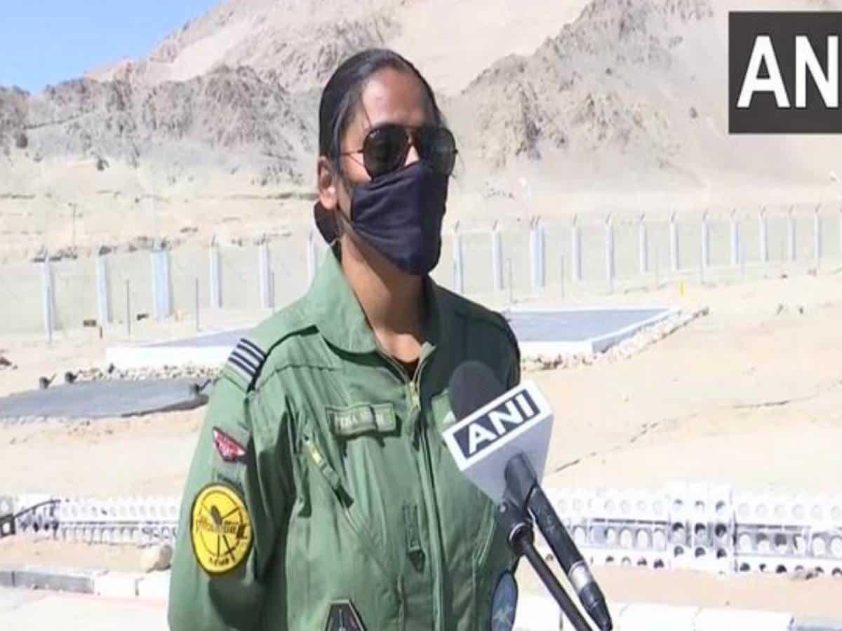 Well prepared to take on adversaries, say IAF pilots: Ladakh