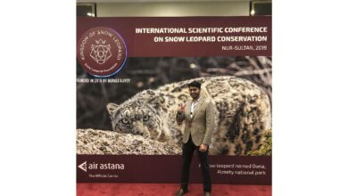 Photo of A chat with India's Snow Leopard Man