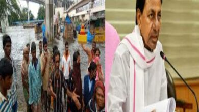 Photo of Where is KCR, why didn't he visit flood areas and oversee relief measures?