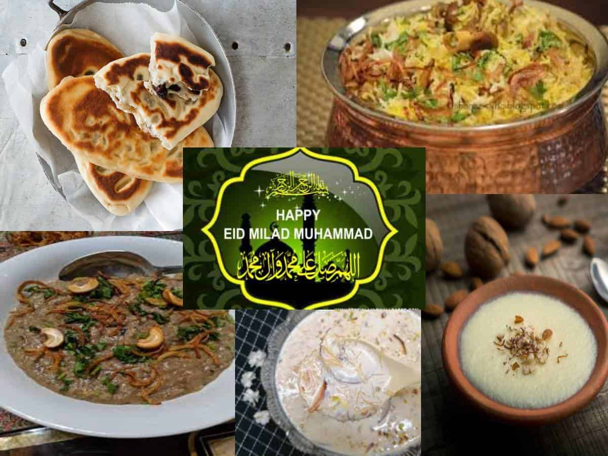 Try these lip-smacking recipes on Eid Milad-un-Nabi