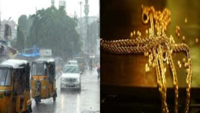Photo of Hyderabad Rains: Bag containing 1.5kg gold swept away in Banjara Hills