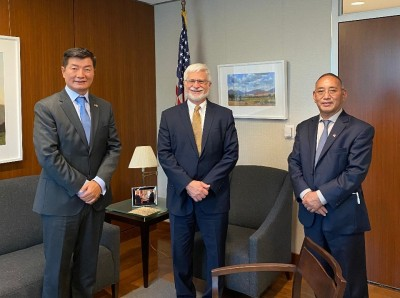 Next priority is to make official US policy on Tibet: Sangay