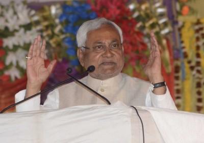 Nitish woos women voters, cites Bihar's liquor ban