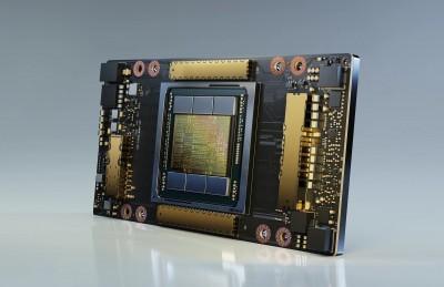 Nvidia chips again smash AI performance records