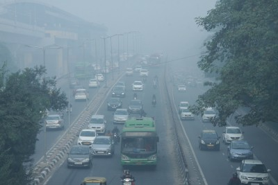 One-fourth of Delhi air 'severely' polluted