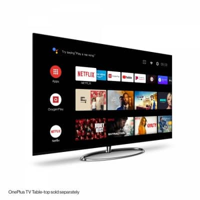 OnePlus launches affordable TV series in India