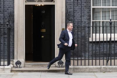 Outline of deal with EU visible: UK Brexit negotiator