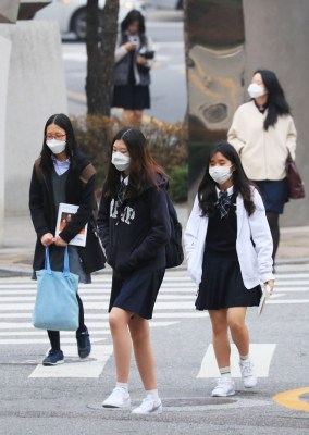 Over 500 S.Korean students infected with Covid-19 since May