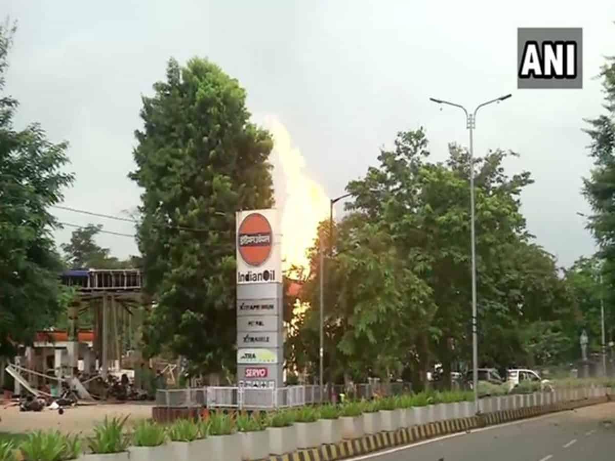 Free treatment to injured in petrol pump fire: Odisha CM