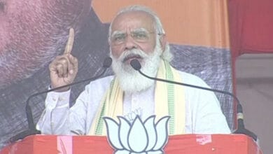 Photo of Modi kicks off Bihar poll campaign