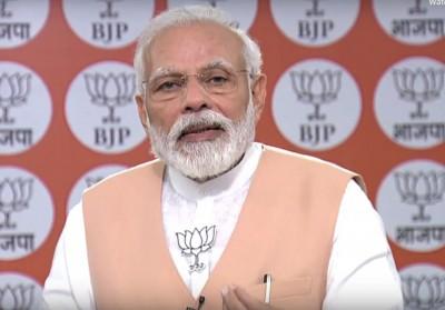 PM Modi calls for 'responsible' pricing of crude oil