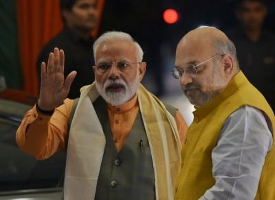 PM Modi lauds Amit Shah on his birthday