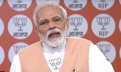 PM Modi says use poll experience for vaccine delivery system