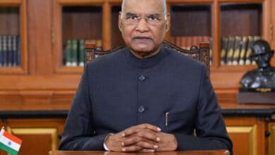 Photo of President Kovind extends greetings to nation on eve of Milad-un-Nabi
