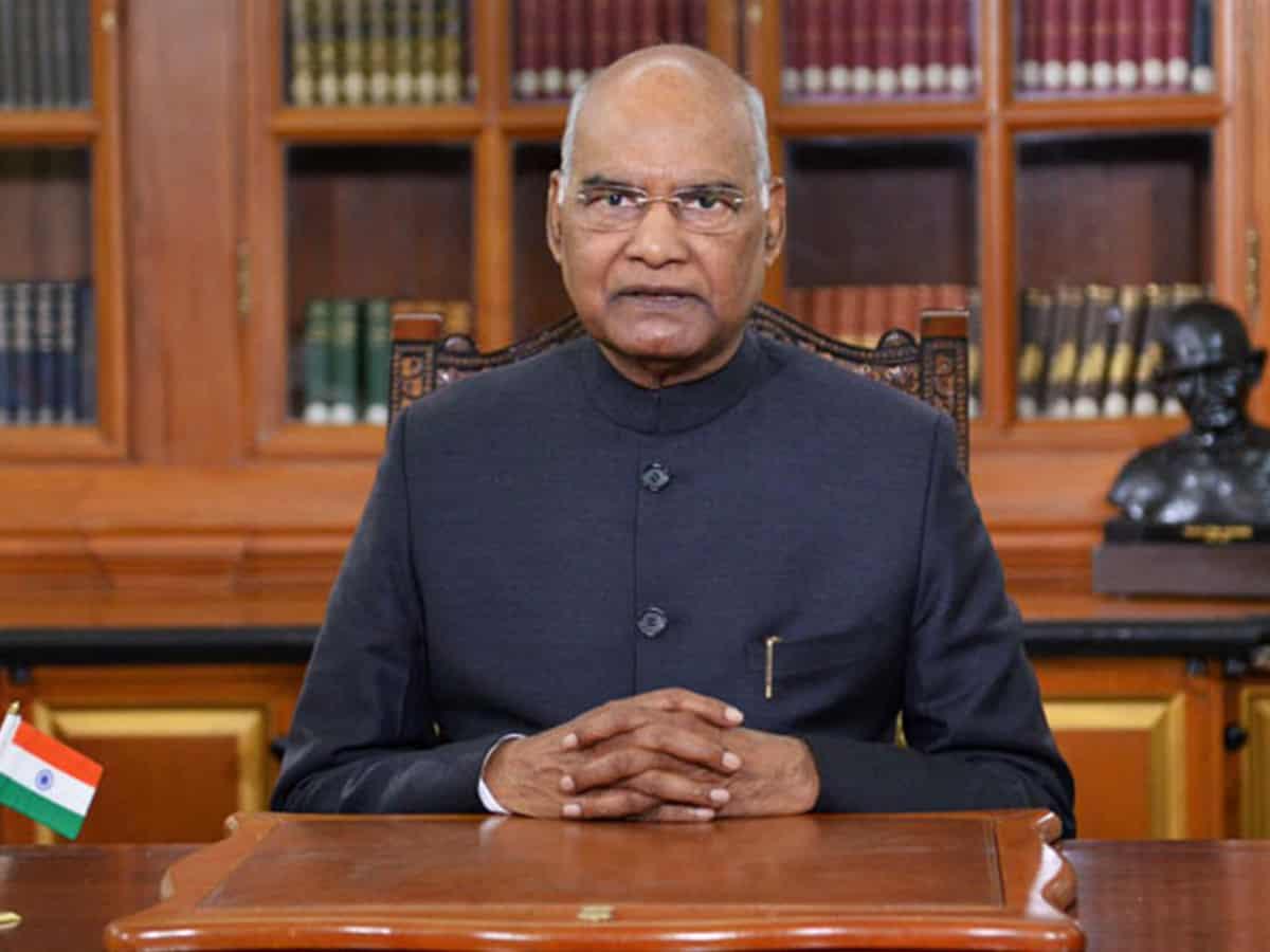President Kovind extends greetings to nation on eve of Milad-un-Nabi