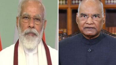 PM Modi extends greetings to President Kovind on his birthday