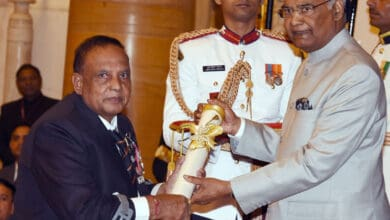 Photo of Padma Shree Petkar story is engraved in bravery and resilience