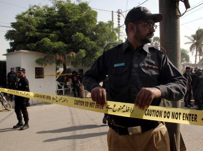 Pak journo 'goes missing' in Karachi