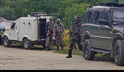Pakistan again violates ceasefire on LoC in Poonch district