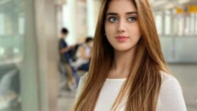 Photo of Pakistani TikTok star Jannat Mirza to leave the country
