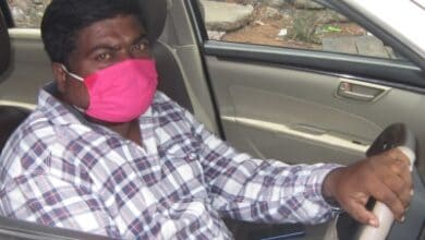 Photo of Pandemic knocks many cab drivers out of business in Hyderabad