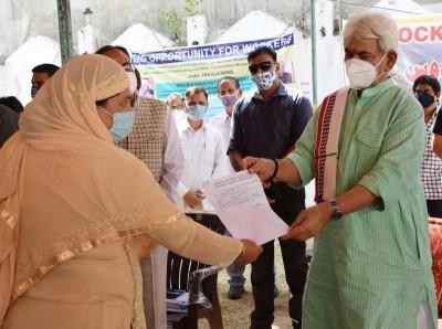 People in Kashmir unaffected by Pakistan's false propaganda: Srinagar Corps chief