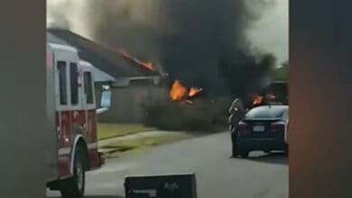 Photo of US Navy: 2 onboard training plane killed in Alabama crash