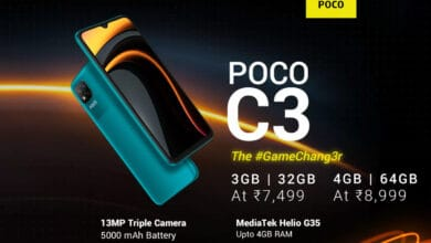 Photo of Budget Poco C3 smartphone launched in India