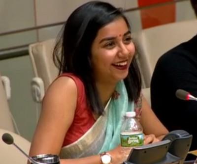 Prajakta Koli joins Hollywood stars to address climate change