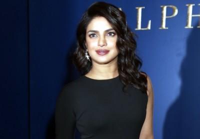 Priyanka tees off at golf course, says 'practice makes perfect'