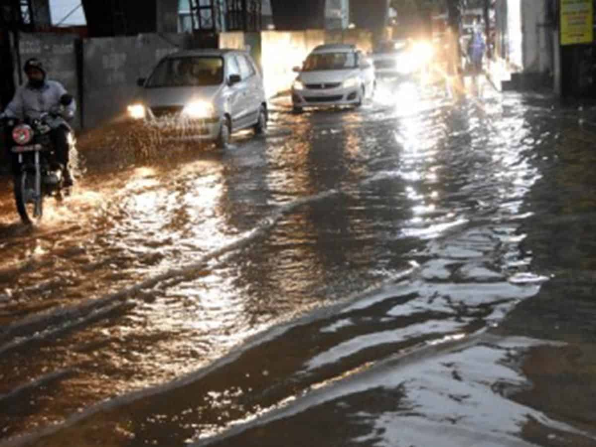 T'gana rains: Toll goes up to 70, govt on alert with fresh spell forecast