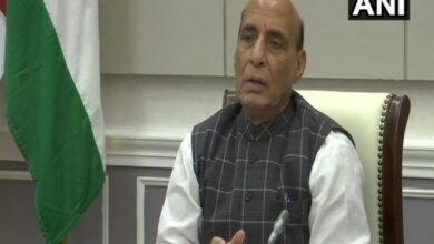 Photo of Pakistan, China appears to be on a mission at borders: Rajnath