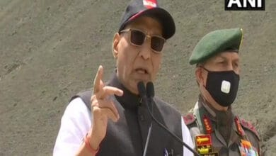 Minister Rajnath Singh likely to visit Sikkim on Dussehra