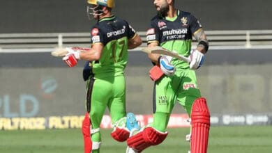 Photo of IPL 2020: CSK restrict RCB to 145/6