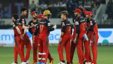 Photo of RCB's green jersey woes continue with defeat to CSK