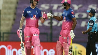 Photo of IPL 2020: RR beat MI by 8-wickets