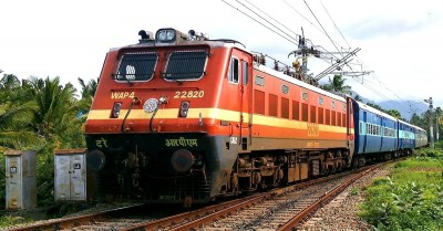 Railways receives 2.4 cr applications for 1.4L posts