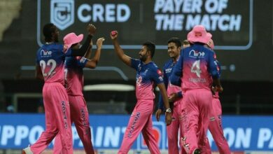 Photo of IPL: Bowlers of Rajasthan Royals restrict CSK to 125