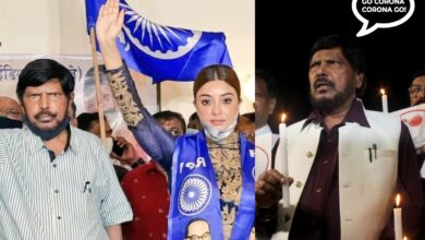Photo of Twitterati reacts hilariously on Ramdas Athawale's COVID positive result