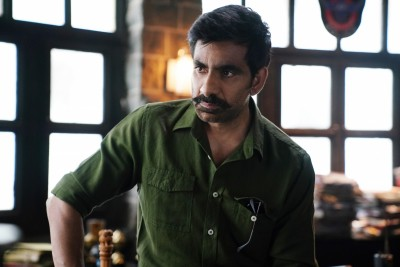 Ravi Teja to launch first look of 'interesting and entertaining one' on Oct 18