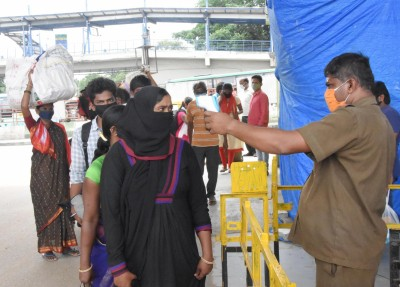 Recoveries overtake new Covid cases in Karnataka