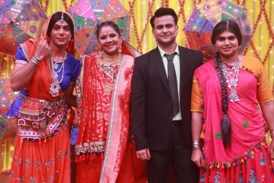 Rupal Patel gives comedy a shot