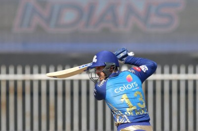 Ruthless MI stroll to eight-wicket win over KKR