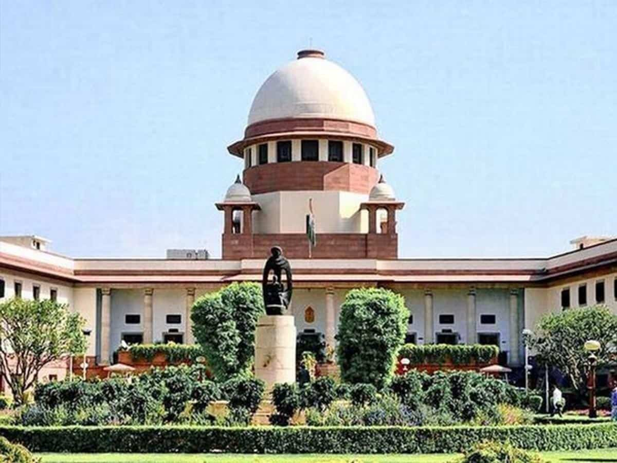 SC refuses to plea seeking ban on slaughtering by way of 'halal'