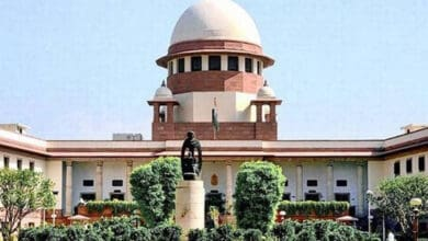 Photo of Centre files affidavit before SC in loan moratorium case